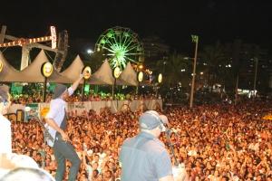 Show Verão 2013 Mongaguá