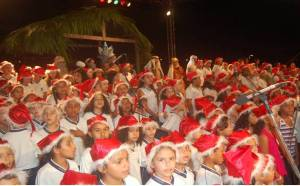 cantata em Juquiá