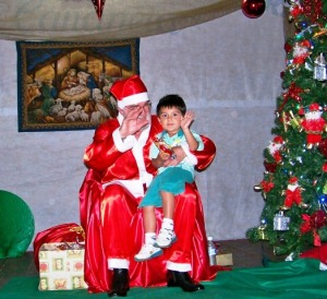 Papai Noel Cananéia