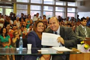 Ana Preto e Nelson Gonçalves Pinto