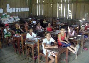 Muitos Estados brasileiros ainda possuem escolas como esta.