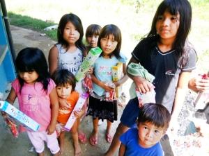 natal indígena mongaguá