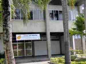 A ETEC funciona hoje em salas adaptadas no Centro de Convenções de Peruíbe