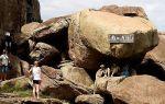 Cama do Anchieta - O local é visitado por milhares de turistas anualmente