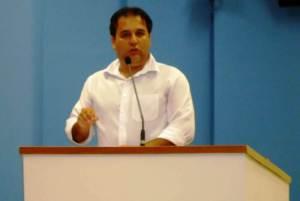 Dr. Maurício na Tribuna