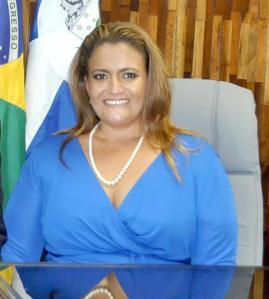 Prefeita de Peruíbe, Ana Preto