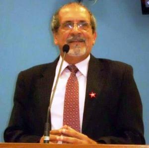Vereador e vice- presidente da Câmara Municipal de Peruíbe, Ricardo Correa dos Santos (PT)
