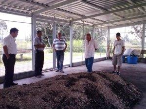 Ricardo Corrêa visita o Solo Sagrado de Guarapiranga