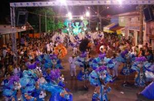 Carnaval 2013 Ilha Comprida SP
