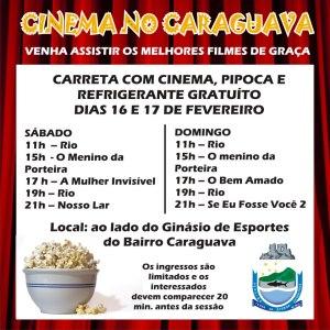 Peruíbe - Carreta Cinema