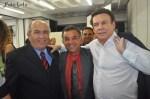 Vereadores de Peruíbe, França, Ivo Eletricista e Deputado Campos Machado (Foto ER/ Lelo)