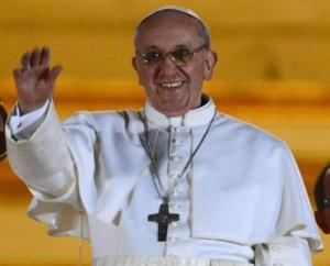 Cardeal argentino Jorge Mario Bergoglio é nomeado Papa Francisco I. ( Foto: Divulgação)