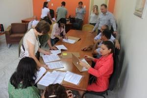Entidades Sociais de Registro assinam convênios com a prefeitura. (Foto: PMR/ Divulgação)
